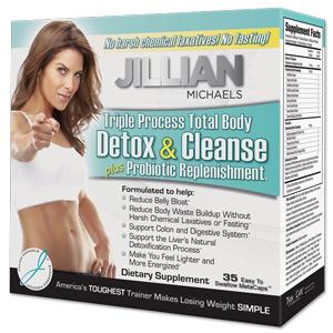does jillian michaels diet pills work